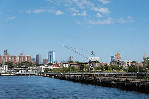Red Hook Island: The Future of Coastline Cities