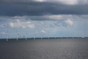 What are leading nations in renewable energy?Denmark